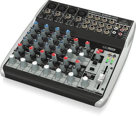 Xenyx Q1202USB Mixer with USB