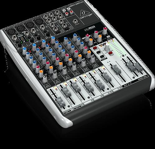Xenyx Q1204USB Mixer with USB