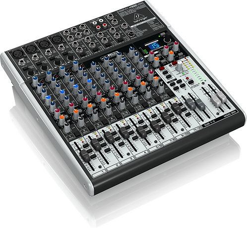 Xenyx X1622USB Mixer with USB and Effects