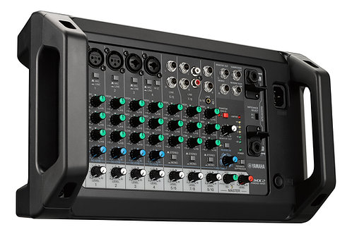 EMX2 10-channel 500W Powered Mixer