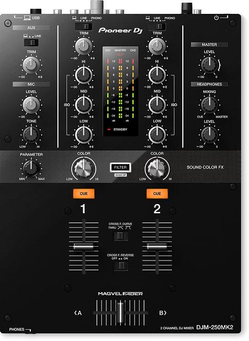 DJ DJM-250MK2 2-channel DJ Mixer