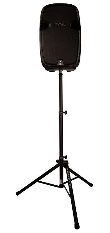 TS-80B - Aluminum Tripod Speaker Stand