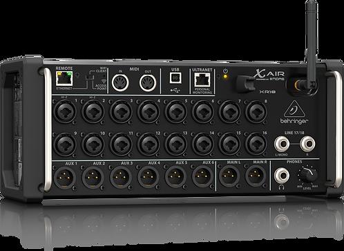 X Air XR18 Tablet-controlled Digital Mixer