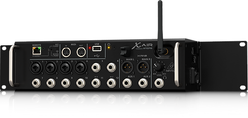 X Air XR12 Tablet-controlled Digital Mixer
