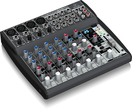 Xenyx 1202FX Mixer with Effects