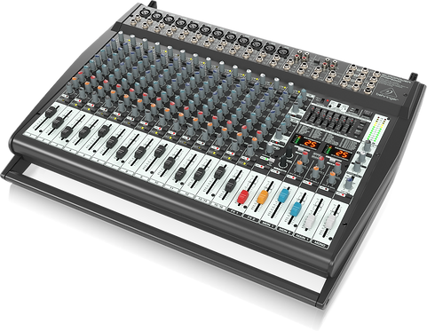 Europower PMP6000 20-channel 1600W Powered Mixer
