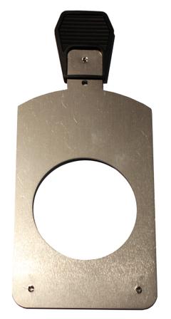 LED Profile Metal Gobo Holder 7cm