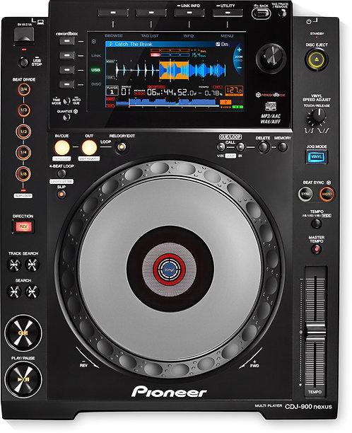 Pioneer DJ CDJ-900NXS Professional Multi Player