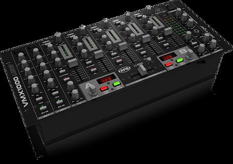 Pro Mixer VMX1000USB 5-channel DJ Mixer