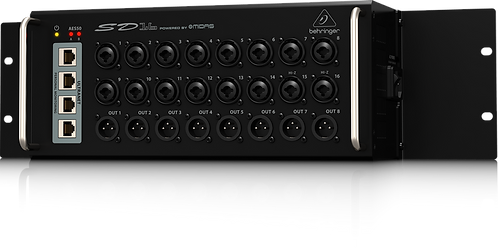 SD16 16-channel Stage Box
