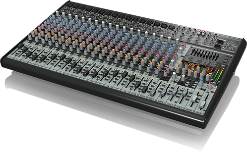 Eurodesk SX2442FX Mixer with Effects