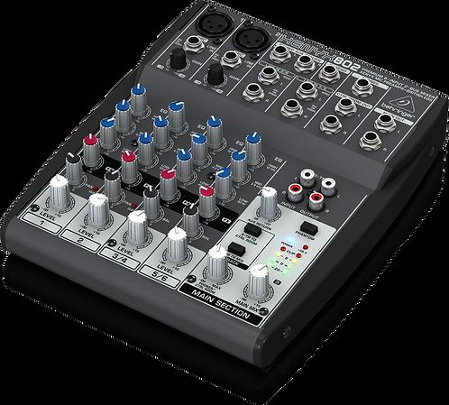 Xenyx 802 Mixer