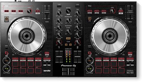 DDJ-SB3 4-deck Serato DJ Controller
