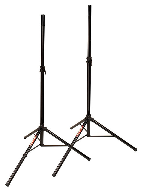 JS-TS50-2 - Pair of Tripod Speaker Stand with Bag