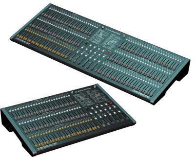 Cuemaster 48 & 120- Lighting Console