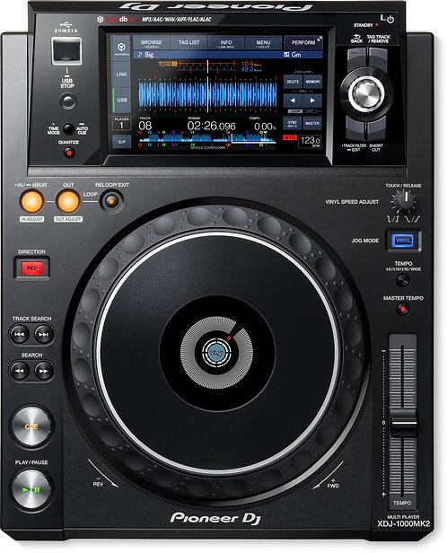 Pioneer XDJ-1000MK2 Performance Multiplayer