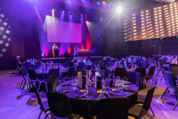 Corporate Dinners & Awards Nights