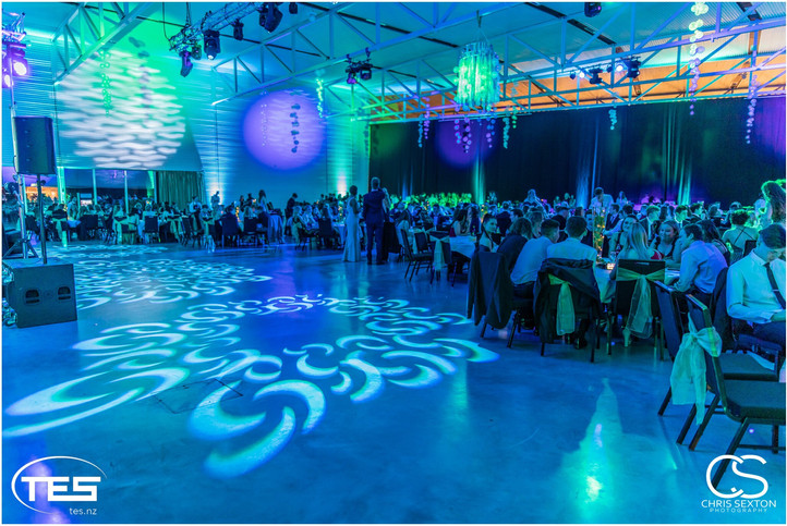 Formal Dinners & Events
