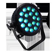 Showpro Quad 18 LED