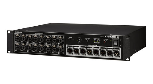 Tio1608-D Digital Stage Box with Dante