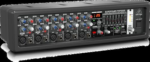 Europower PMP550M 5-channel 500W Powered Mixer