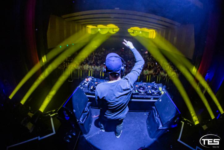 Pioneer DJ Backline