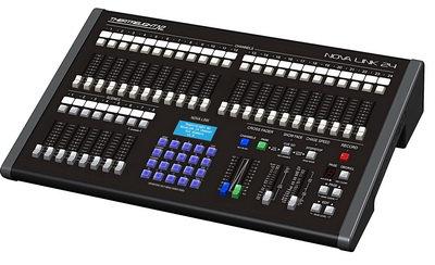 NovaLink 24 & 36 - Lighting Console