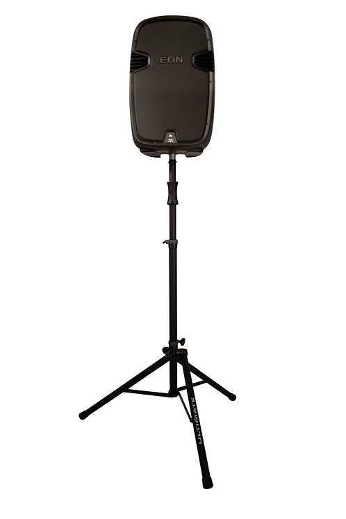 TS-100B - Lift-assist Aluminum Tripod Speaker Stand