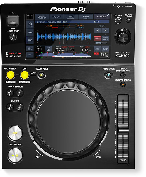 Pioneer XDJ-700 Performance Media Player