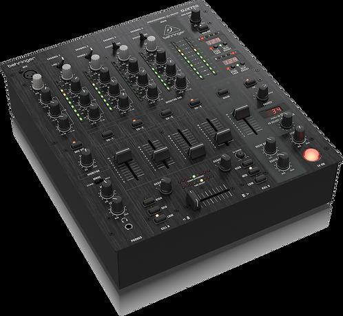 Pro Mixer DJX750 4-channel DJ Mixer
