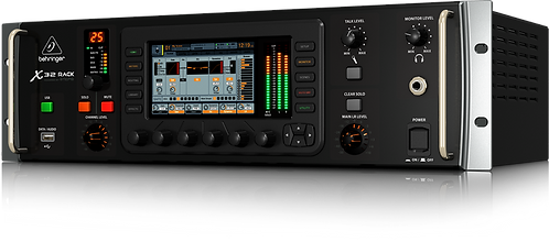 X32 Rack Digital Mixer