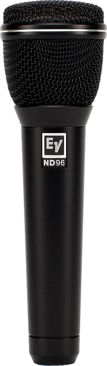 ND96 Dynamic Supercardioid Vocal Microphone