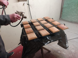 Spraying Components