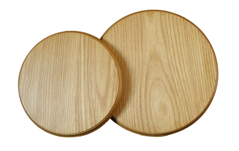 S7 Round Plaques for displays