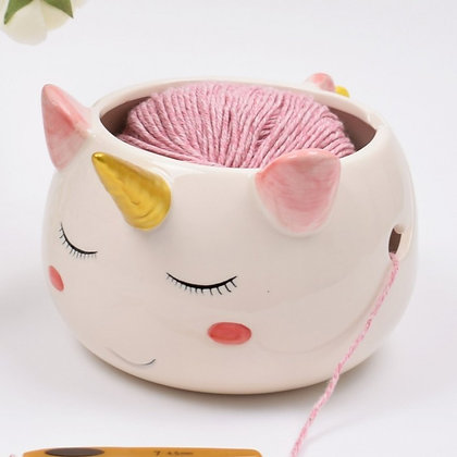 Unicornio Yarn Bowl