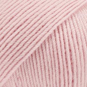 BABY MERINO - 54 -  rosado polvo / powder pink