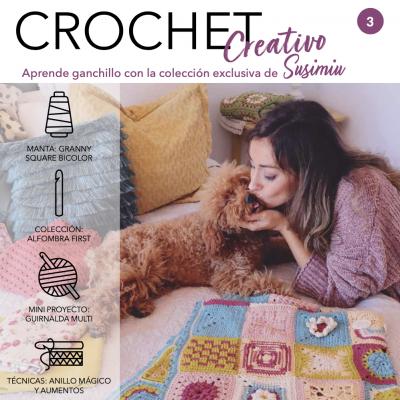 Fascículo 3 - Crochet Creativo - Salvat y Susimiu