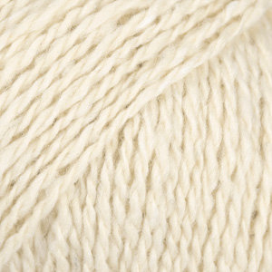 Soft Tweed - 01 Off White / blanco hueso