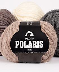 DROPS Polaris es un hilo de una sola hebra, ideal para afieltrar