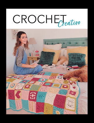 OFERTA Fascículos 1, 2 y 3 - Crochet Creativo - Salvat y Susimiu