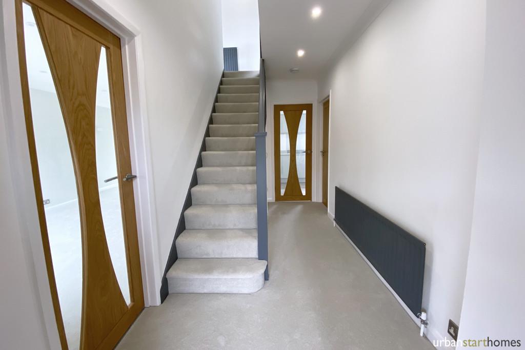 Mordern Entrance Hallway