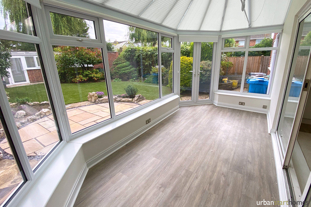 Airy Conservatory