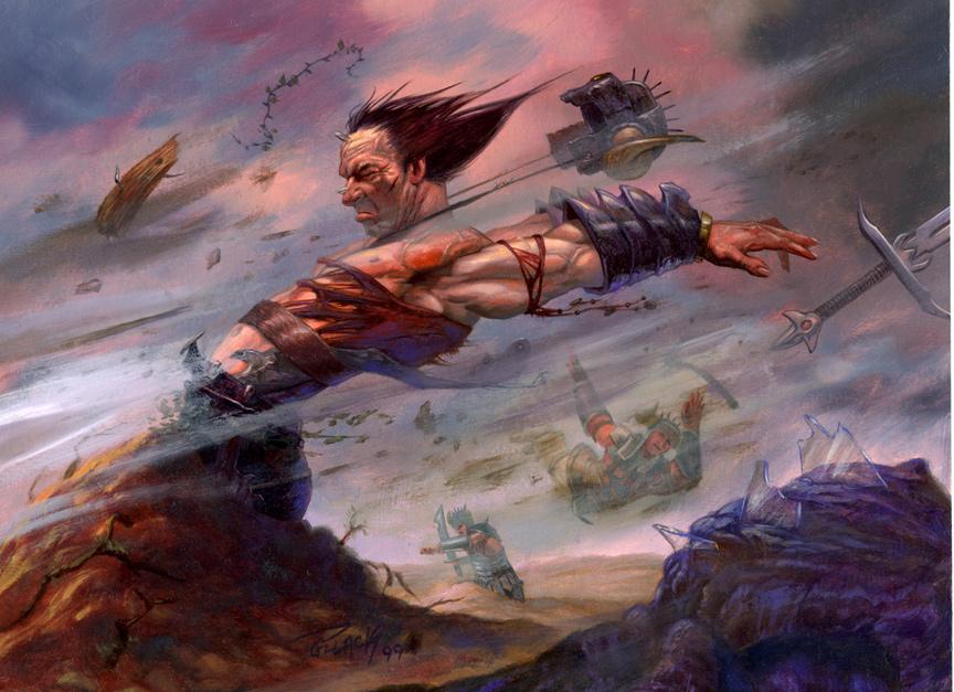 Plague Wind