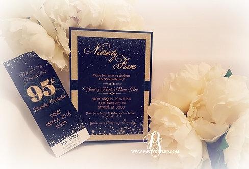 Gala Invitation