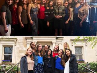 Thank you, President Amy Gutmann!
