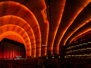 QN Opens for the Radio City Music Hall Christmas Spectacular