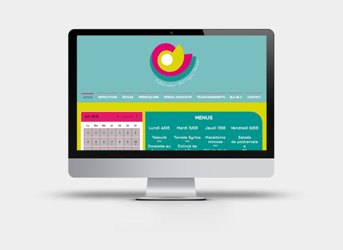 Site internet Multisite scolaire