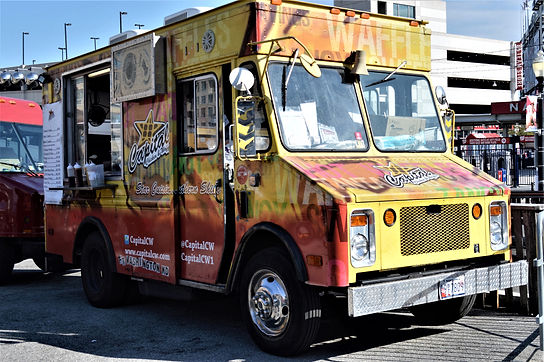 Capital Chicken And Waffles Food Truck Washington Dc