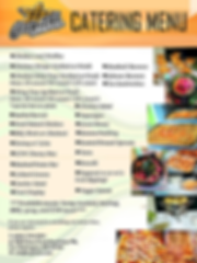 capital chicken and waffles catering menu