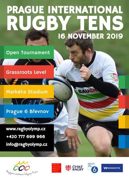 Prague International Olymp Tens - 2. ročník  November 16, 2019